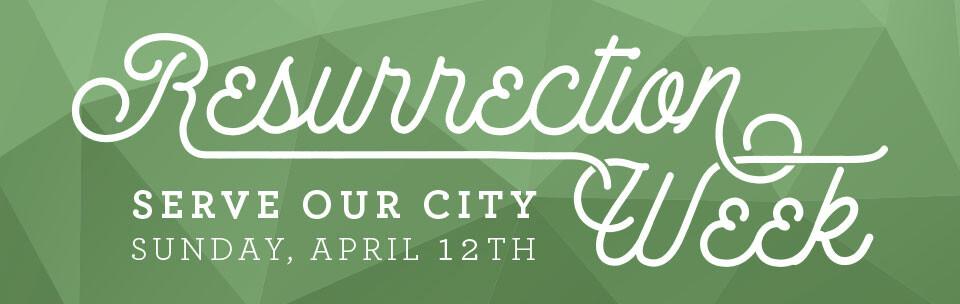 Serve Our City